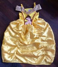 Rubies Disney Girls Beauty & The Beast 'Belle' Costume Age 5-6 Years Excellent