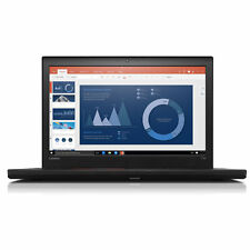 "Lenovo ThinkPad T560 20FJS53W02 15.6"" mattes HD Display, Intel Core i5-6300U,"