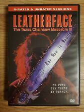 New ListingLeatherface: The Texas Chainsaw Massacre 3 (Dvd, 2003)