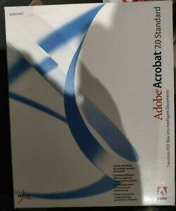 Adobe Acrobat 7.0 Standard
