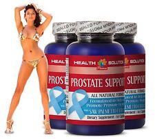 Prostate Formula - Promote Prostate Health. Saw Palmetto Extract (3 Bottles)