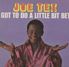 Joe Tex - 'Little Better' 1966 UK Atlantic Mono LP. Ex!