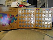 50 US State Quarters Complete Set  1999-2008 - Instant Collection A