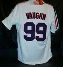 116f0c2b0bc Wild Thing Cleveland Indians Cool Base 54 2x men s jersey 99 Vaughn
