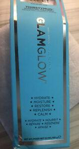 Glamglow THIRSTYMUD 24-Hour Hydrating Treatment Mask MEGA SIZE 3.4 Oz. NIB