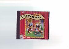 DISNEY'S SCREEN SCENES : MICKEY AND CREW - WINDOWS 95/98 SCREEN SAVERS PC - NEW