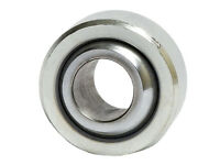 M6 Spherical Plain Bearing, ID 6mm Hole/Bore, OD 16mm, PTFE Lined (GEK6T)