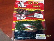 BIG BITE BAITS TRICK WORMS 3 BAGS