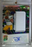 Jordan Love Spectra Radiant RPA /4 Marble GREEN BAY PACKERS ROOKIE AUTO 2020 SSP