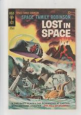 Space Family Robinson  #25 VF- 1967 Gold Key comic