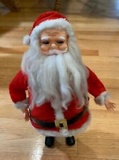 Gund, Swedlin B.O. Singing Santa Claus • Clean & Working!