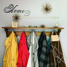 Wood Wall Shelf with Hooks, Coat Rack, Wall Shelf for Entryway