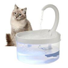 Fontanella automatica per animali domestici da 2 litri