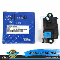 GENUINE Door Lock Actuator Rear Left for 99-05 Hyundai Sonata OEM 95755-38010