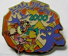 Disney Halloween Pooh Bear & Friends Tokyo Japan Pin