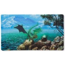 "Dragon Shield Playmat Mint Bayaga  Measures 24"" x 13 3/4"" x 3/32"" New"