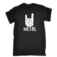 Funny Kids Childrens T-Shirt tee TShirt - Metal