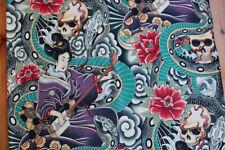 Alexander Henry Nicole's Print 2008- Zen Charmer