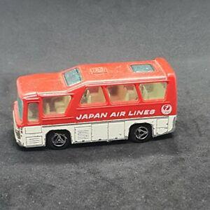 Majorette 200 Series (Serie) #262 Minibus Vintage Die-Cast Vehicle 1980s