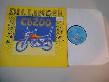 LP Rock Dillinger-CB 200 (10) CHANSON ISLAND GERMANY