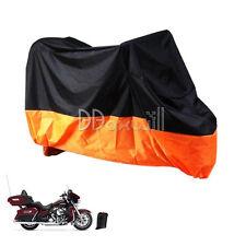 XXXL Motorcycle Storage Cover For Harley Davidson Tour Glide Ultra Classic FLTCU
