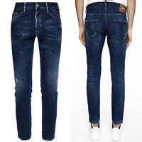 36R DSQUARED2 Cool Guy Slim Fit Jeans - S74LB0333 STN757-470  Designer - RRP£390