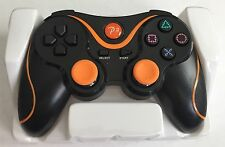Brand New Wireless Double Shock Controller for Tech PC & PlayStation 3 PS3