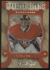 2007-08 UD O-Pee-Chee OPC Carey Price Marquee Rookies Silver RC #2