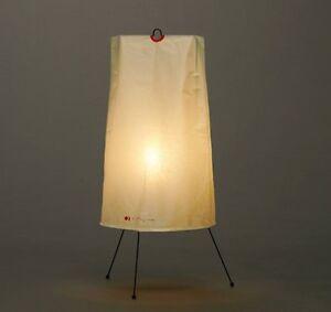 Isamu Noguchi Ozeki AKARI 1P Lamp Washi Japanese Paper Genuine With Tracking New