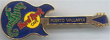 Hard Rock Cafe PUERTO VALLARTA 2000 SEA HORSE GUITAR PIN - SEAHORSE