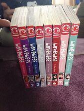 LOVELESS Manga 1-8 Great Condition!