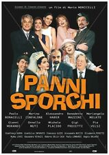 Dvd Panni Sporchi - Ornella Muti   ......NUOVO