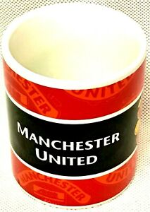 Manchester United Mugs Coffee Tea Mug Club Crested Official Football Gifts