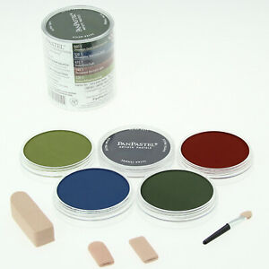 Pan Pastel Artists Pastel Set of 5 - Extra Dark Shades
