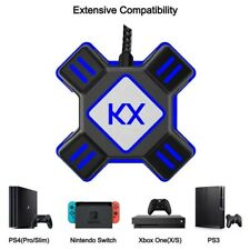 Keyboard Mouse Converter Gamepad Adapter Support All PS4 Xbox One Switch Gaming