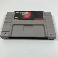 7th Saga Cartridge TESTED (Super Nintendo Entertainment System, 1993) Authentic