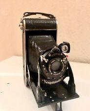 Voigtlander Bessa  6x9 Folding Vintage Camera + Voigtar 6,3
