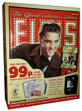 DeAgostini Elvis Presley Music Magazine The Official Collector's Edition Part 1