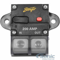 Stinger SGP90200 200 Amp Circuit Breaker