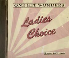 LADIES CHOICE 'One Hit Wonders' - 29 Tracks