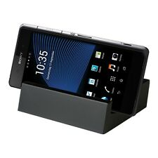 MAGNET DOCKING STATION FÜR SONY XPERIA Z2 SCHWARZ LADESTATION DOCK KABEL LADER