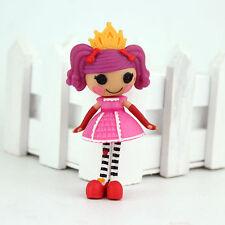 Cute Princess 3Inch Original MGA Lalaloopsy Dolls Mini Dolls For Girl's Toy