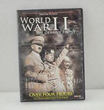 World War II The German Front DVD Movie Original Release