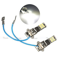 2x26 LED H3 White Car Auto Fog Driving Light Canbus Head Light PK22S Lamp #Y2