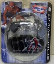 Smoby Spiderman 3 Psp Funda Protectora, Auriculares, paquete de cargador de coche