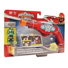 POWER RANGERS BLASTER SUPER MEGAFORCE DELUXE SUPER MEGA BLASTER