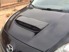 RPG Carbon Fiber Hood Scoop for 2010-2013 Mazda Mazdaspeed 3