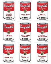 Andy WARHOL (d'après) - Soup (1967)