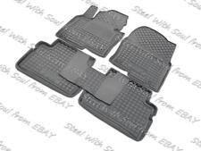 Fully Tailored Rubber / Set Car Floor Mats Carpet for MAZDA CX-5 II 2017—2018