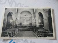 Tarjeta Postal Época Socana (Casentino) Interior Antigua Pieve Shipped Años 50